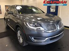 2018_Lincoln_MKX_Select_  PA