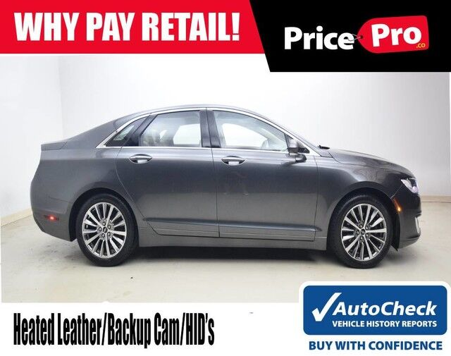 2018 Lincoln MKZ Hybrid Premiere Maumee OH