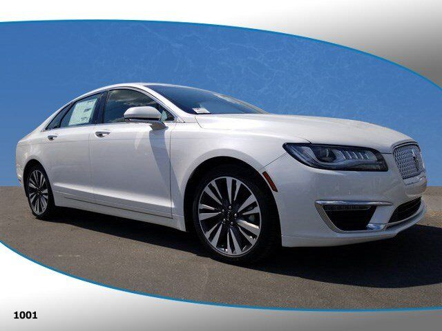 Vehicle Details 2018 Lincoln Mkz At Lincoln Of Ocala Ocala