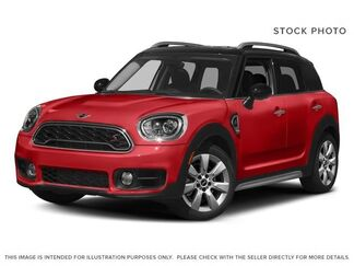 2018_MINI_Countryman_Cooper S ALL4_ Edmonton AB