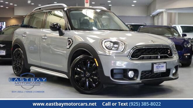 2018_MINI_Countryman_Cooper S_ San Ramon CA