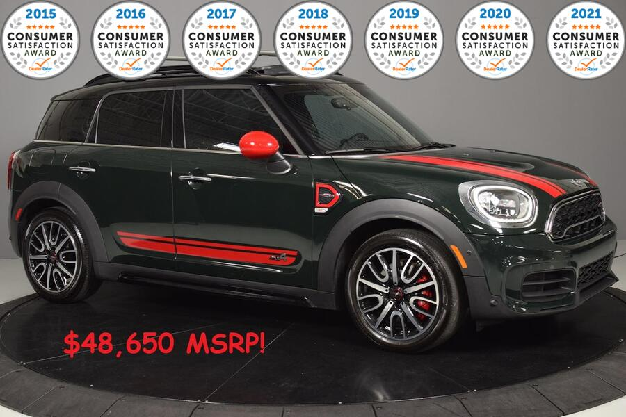 2018_MINI_Countryman_John Cooper Works_ Glendale Heights IL