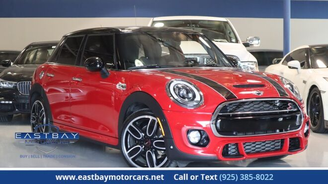 2018_MINI_Hardtop 4 Door_Cooper S * JCW Exterior/Interior package_ Dublin CA