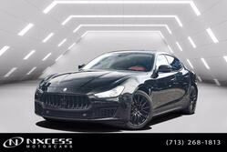 Maserati Ghibli Low Miles One Owner Factory Warranty. 2018