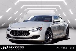 Maserati Ghibli Navigation Sunroof Backup Camera Keyless Start. 2018