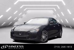 2018_Maserati_Ghibli_Roof Navigation Blind Spot Keyless Start Backup Camera._ Houston TX