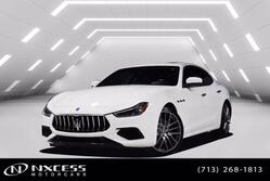 Maserati Ghibli S GranSport Blind Spot Navigation Roof Backup Camera 2018
