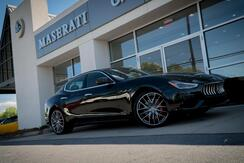 2018_Maserati_Ghibli_S GranSport_ Greenville SC
