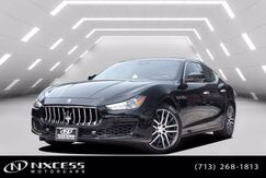 2018_Maserati_Ghibli_S Q4 Only 7K Miles Factory Warranty!_ Houston TX