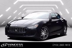 2018_Maserati_Ghibli_Sport 3.0L V6 Loaded Factory Warranty._ Houston TX