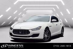2018_Maserati_Ghibli_Sport Trim Navigation Backup Camera Keyless Start Warranty._ Houston TX