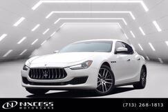 2018_Maserati_Ghibli_Sport Trim Navigation Keyless Start Roof Backup Camera._ Houston TX