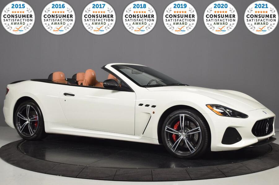 2018_Maserati_GranTurismo Convertible_MC_ Glendale Heights IL