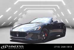 Maserati GranTurismo Convertible MSRP $167,412 One Owner 9K Miles Factory Warranty 2018
