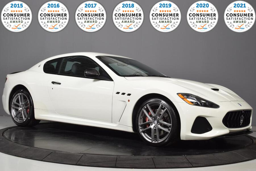 2018_Maserati_GranTurismo_MC_ Glendale Heights IL