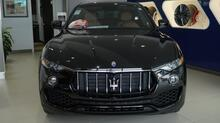 2018_Maserati_Levante__ Greenville SC