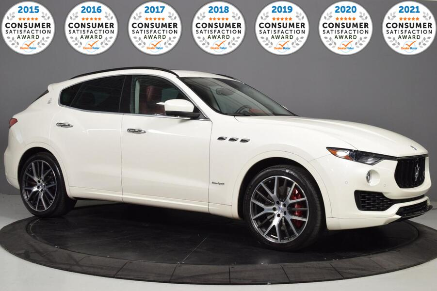 2018_Maserati_Levante_S GranSport_ Glendale Heights IL