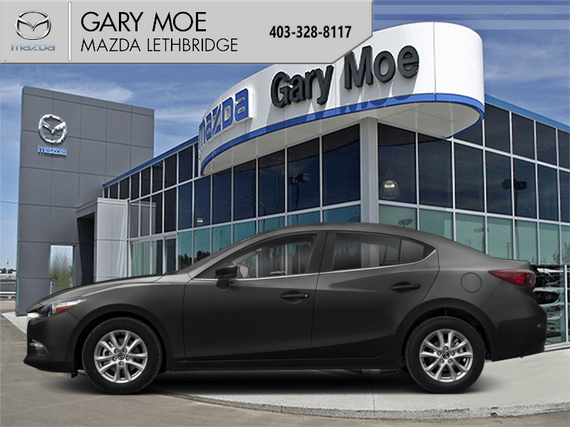 2018_Mazda_3_GS  - Heated Seats - $152.28 B/W_ Lethbridge AB