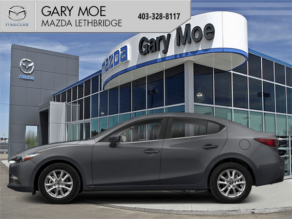 2018_Mazda_3_GS  - Heated Seats - $168.98 B/W_ Lethbridge AB
