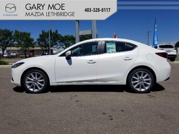 2018_Mazda_3_GT  - Sunroof -  Heated Seats - $168.98 B/W_ Lethbridge AB