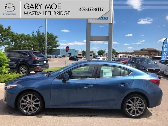 2018_Mazda_3_GT  - Sunroof -  Heated Seats - $173.27 B/W_ Lethbridge AB