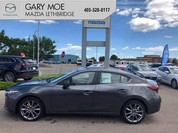 2018_Mazda_3_GT  - Sunroof -  Heated Seats - $198.54 B/W_ Lethbridge AB