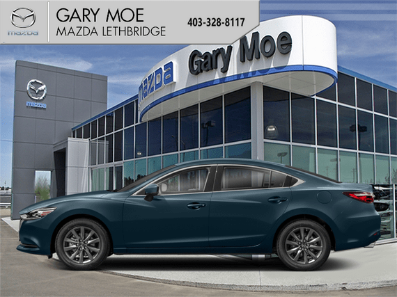 2018_Mazda_6_GS  - Navigation -  Bluetooth - $186.36 B/W_ Lethbridge AB