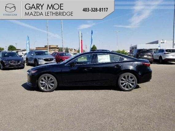 2018_Mazda_6_GT  - Navigation -  Memory Seats - $232.88 B/W_ Lethbridge AB