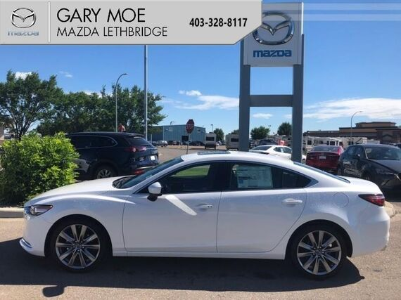 2018_Mazda_6_Signature  - $268.43 B/W_ Lethbridge AB
