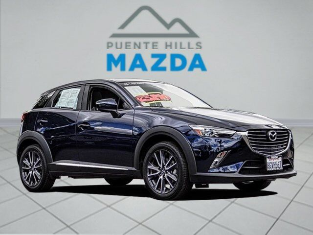 2018 Mazda Cx 3 Grand Touring City Of Industry Ca