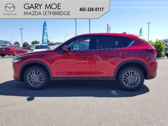 2018_Mazda_CX-5_GS  -  Heated Seats - $219.53 B/W_ Lethbridge AB