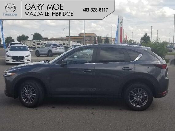 2018_Mazda_CX-5_GX  -  Bluetooth - $203.06 B/W_ Lethbridge AB