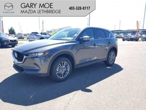 2018_Mazda_CX-5_GX  -  Bluetooth - $209.32 B/W_ Lethbridge AB
