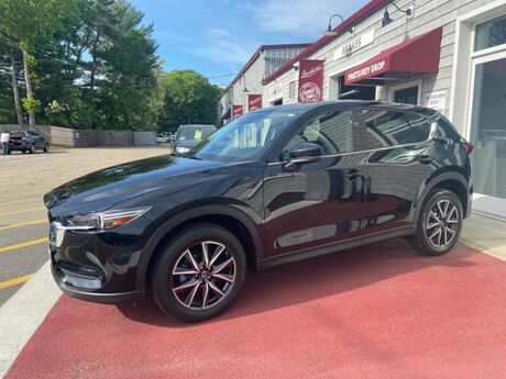 2018 Mazda CX-5 Grand Touring Marshfield MA