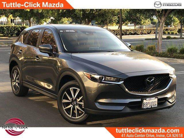 Irvine Auto Center >> 2018 Mazda Cx 5 Touring
