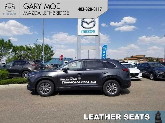 2018_Mazda_CX-9_GS-L  Demo unit - call for current pricing and mileage_ Lethbridge AB