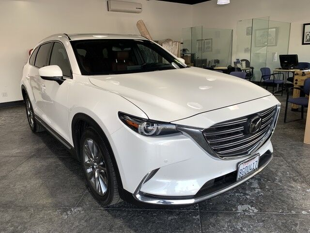2018_Mazda_CX-9_Signature_ San Jose CA
