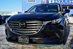 2018_Mazda_CX-9_Touring / AWD / Power & Heated Leather Seats / Bluetooth / Back-Up Camera / Blind Spot Assist / 3rd Row / Seats 7 / 26 MPG / 1-Owner_ Anchorage AK