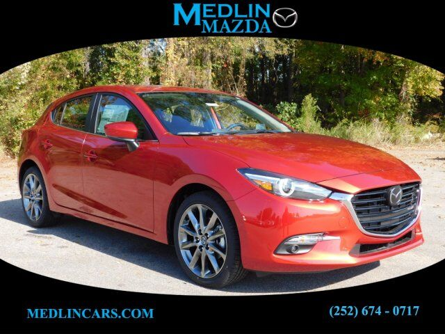 2018 Mazda Mazda3 5-Door Grand Touring Wilson NC