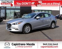 Mazda Mazda3 Sedan Sport w/ Preferred Equipment Package 2018