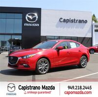 Mazda Mazda3 Sedan Touring w/ BOSE & Moonroof Package 2018