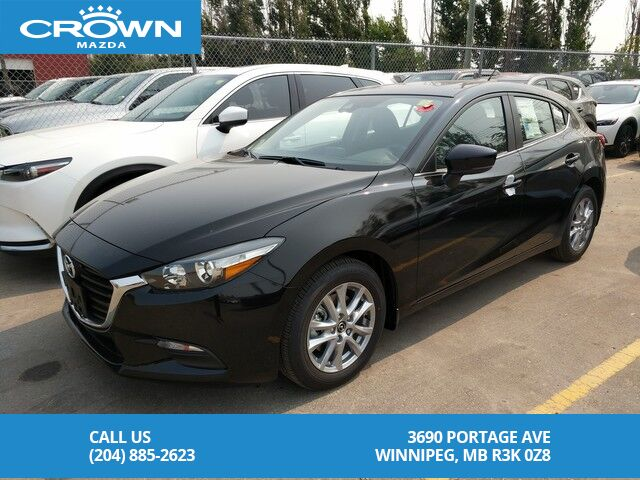 Extended Warranty For Used Cars >> 2018 Mazda Mazda3 Sport GS Winnipeg MB 20025597