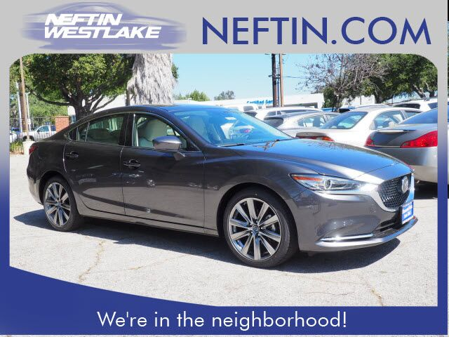 Vehicle details - 2018 Mazda Mazda6 at Neftin Westlake Mazda ...