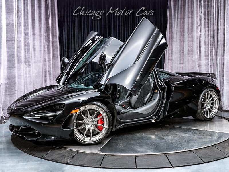 2018_McLaren_720S_Coupe_ Chicago IL