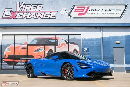 2018 McLaren 720S MSO Coupe Tomball TX
