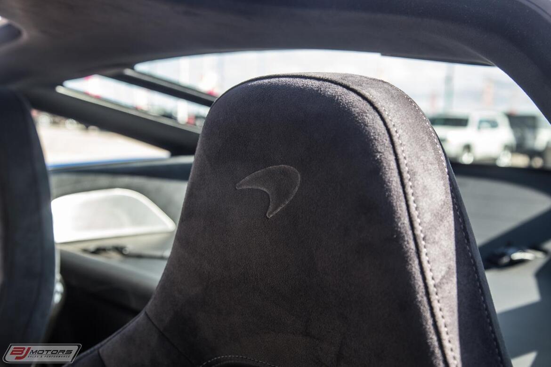 2018 McLaren 720S Performance Paris Blue 114 Miles Tomball TX