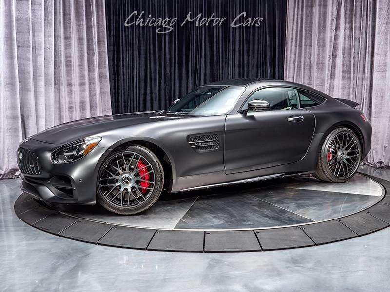 2018_Mercedes-Benz_AMG_GT C Edition 50 Coupe_ Chicago IL