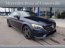 2018_Mercedes-Benz_C_300 4MATIC® Coupe_ Centerville OH