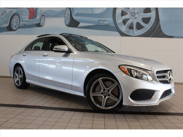 2018 Mercedes Benz C 300 4MATIC® Sedan Kansas City KS ...