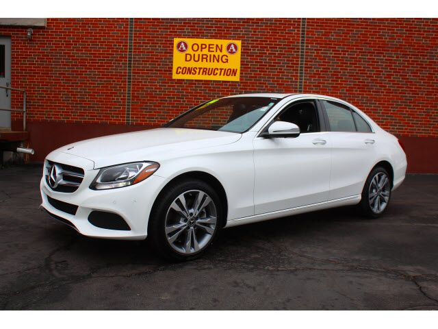2018 mercedes benz c 300 4matic sedan merriam ks 20712712 for Aristocrat motors mercedes benz